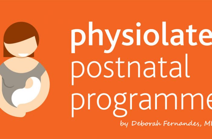 Postnatal Pilates – Postnatal Physiolates Programme