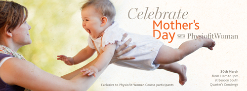 Mother's Day Event with Physiofit Woman