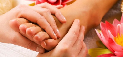 Relaxing Reflexology and Cancer