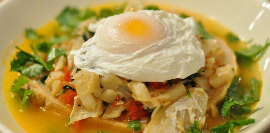Portuguese-Style Cod Soup