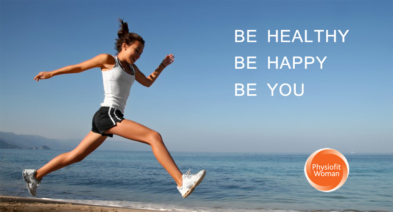 Be Healthy, Be Happy, Be You!