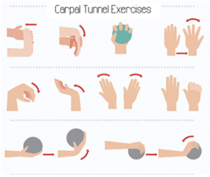 3 - Simple stretches and exercises to relieve pain and help functionality