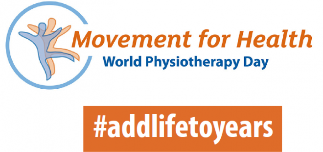 World Physiotherapy Day 2016