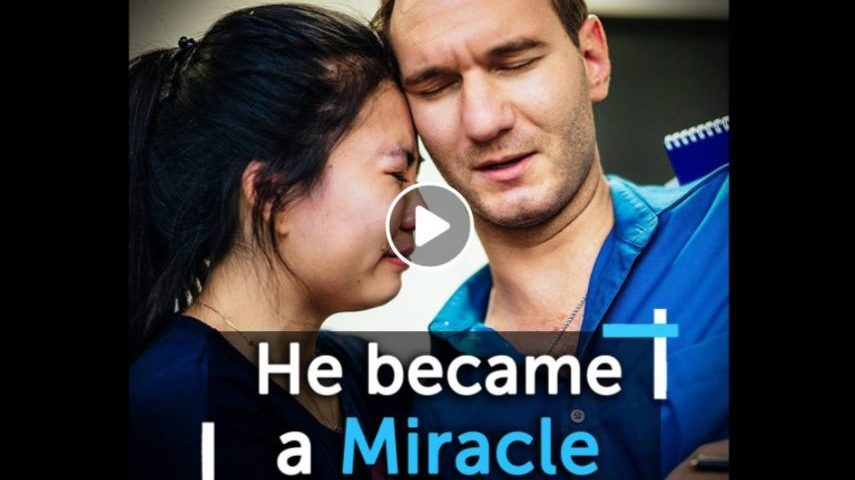 If You Can't Get a Miracle, Then Become One!